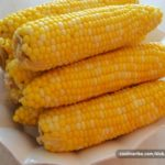 Cooked corn It's not just tasty, but extremely healthy!